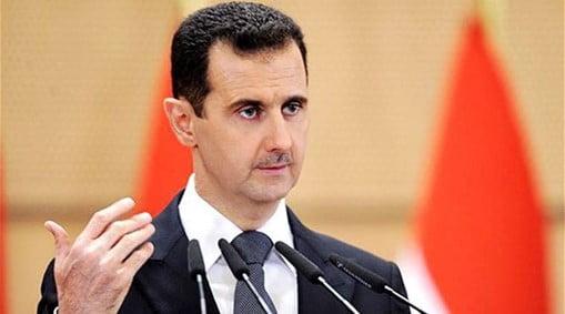 Pressident Assad