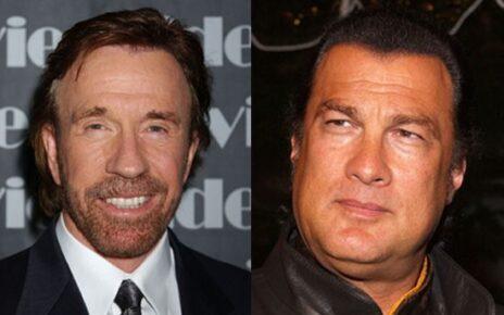 Chuck Norris vs Steven Seagal