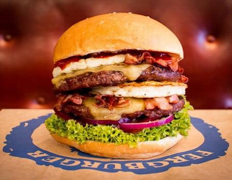 The Big Al Burger Challenge
