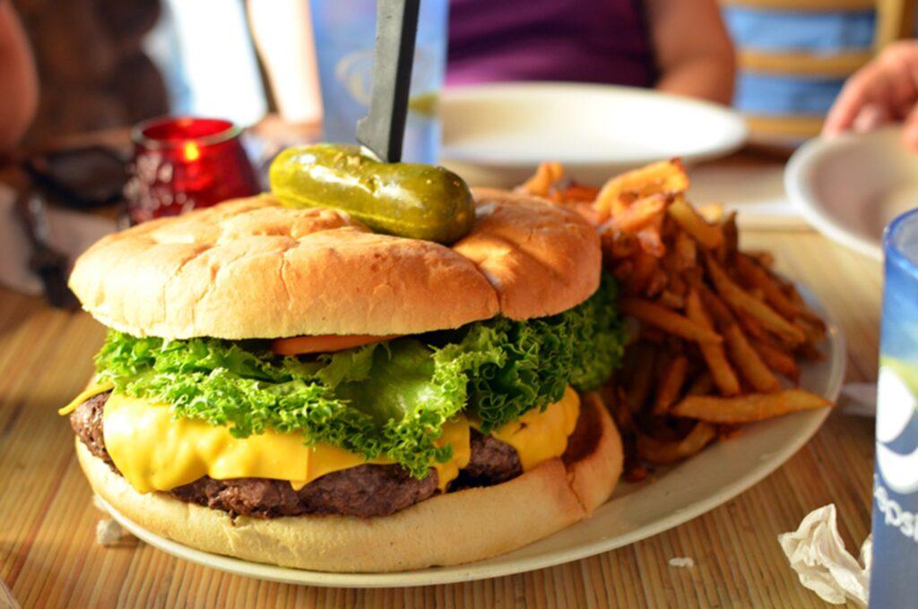 Kookamonga Burger