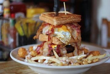 Triple Coronary Bypass Burger