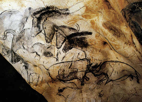 Chauvet cave paintings