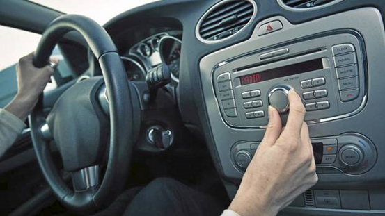 Music helps improve driving