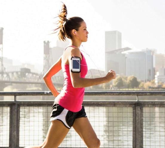 Music helps heighten running performance