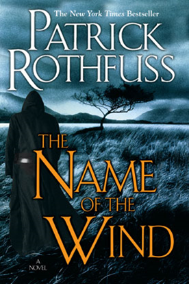 The Name of the Wind by Patrick Rothfuss.
