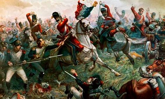 Waterloo (Napoleonic wars): 1815