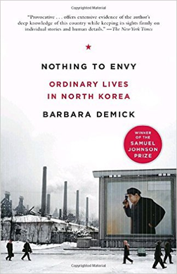 Nothing to Envy by Barbara Demmick