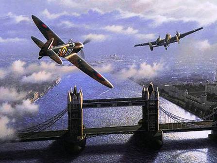 Battle of Britain (World War II): 1940