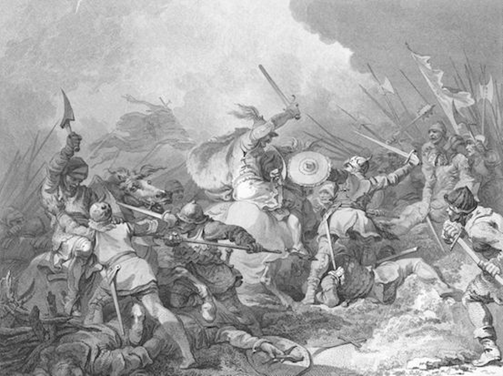 Battle of Hastings: 1066