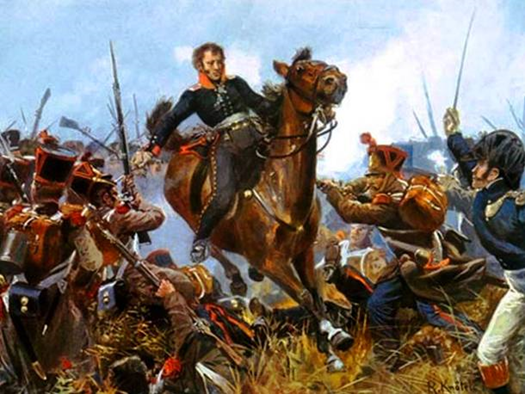 Battle of Leipzig: 1813