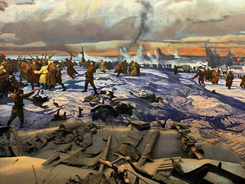 Battle of Stalingrad: 1942-1943