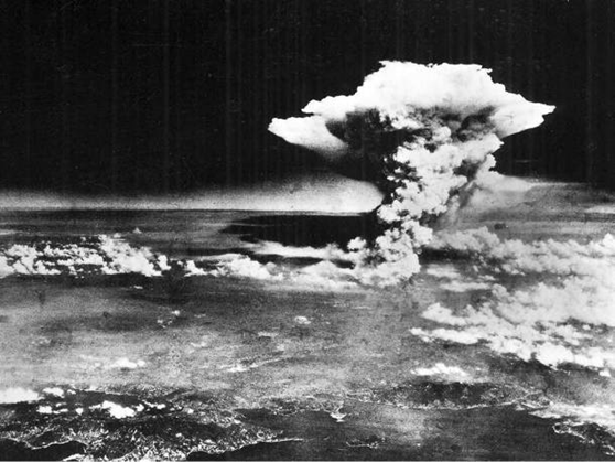 Atomic Bombing of Japan: 1945