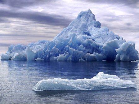 Arctic and the Antarctic regions