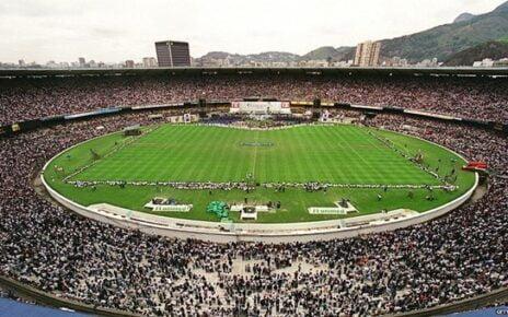 Largest Stadiums