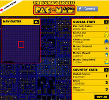World´s Biggest Pac Man