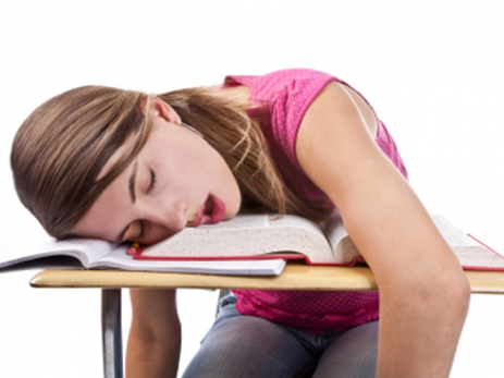 CLASS- Come Late and Start Sleeping