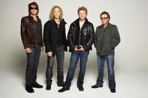 Livin' on a Prayer by Bon Jovi