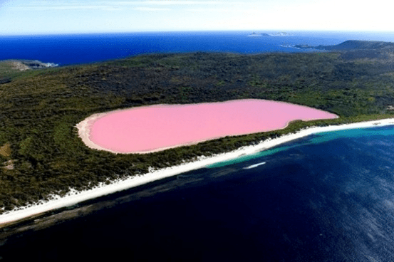 Hiller Lake, Australia