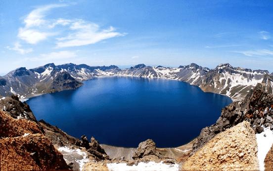 Heaven Lake, North Korea