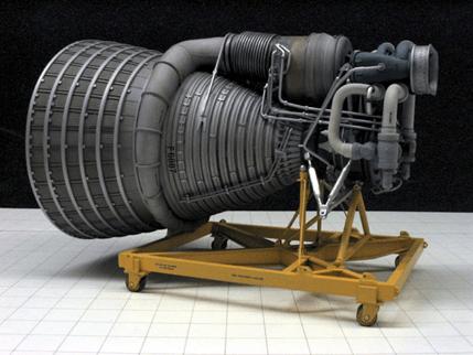 The F1 engine