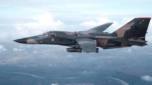 F-111Aardvark