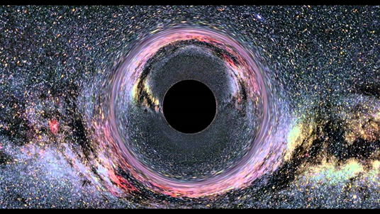 Black holes do not necessarily suck things around them
