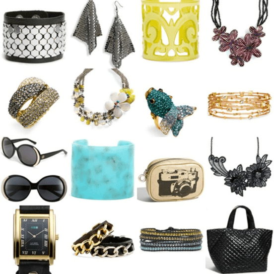 Make use of accessories