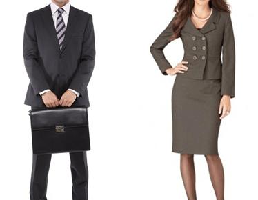 Dress for an Interview