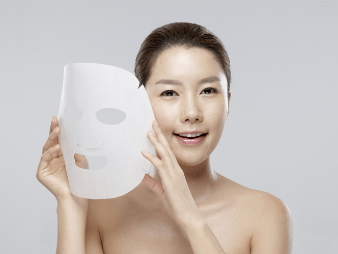 Slap on a mask to pamper yourself