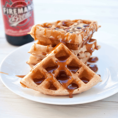 Lager Waffles