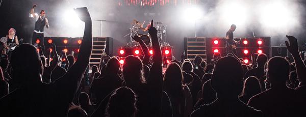 Shocking Rock Performances