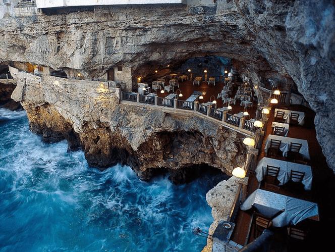 Ristorante Grottia Palazzese
