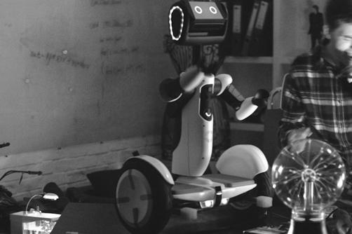 Segway Personalized Robot