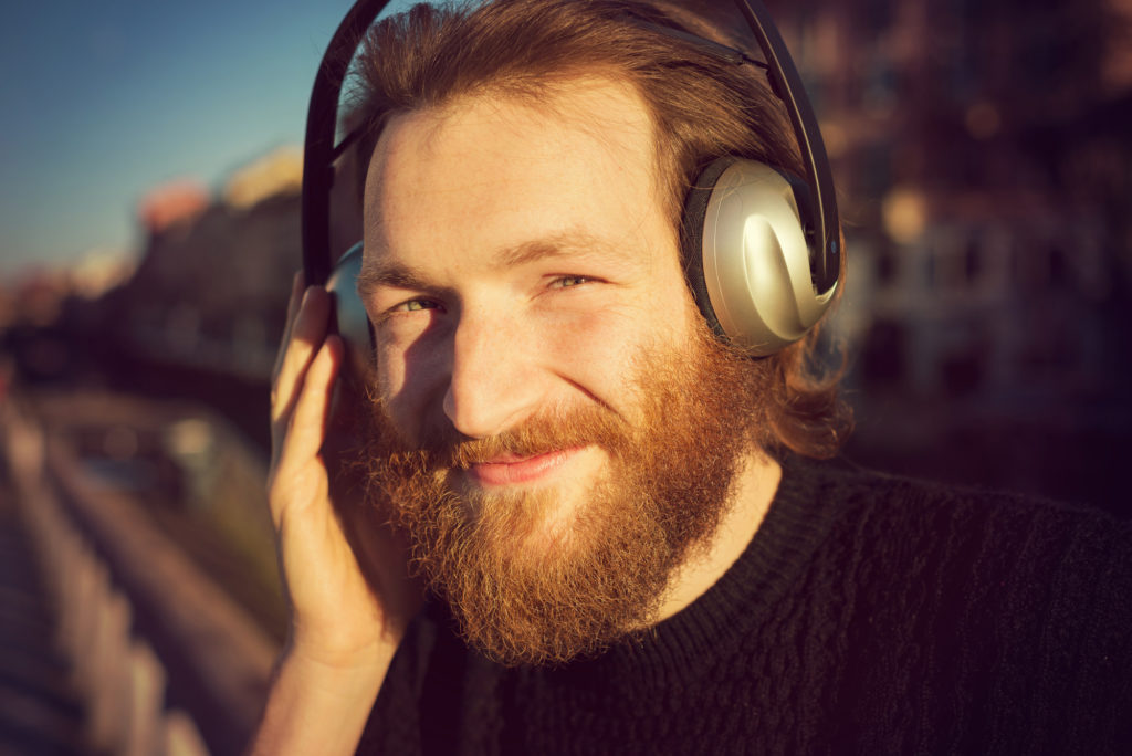 Music boosts happiness
