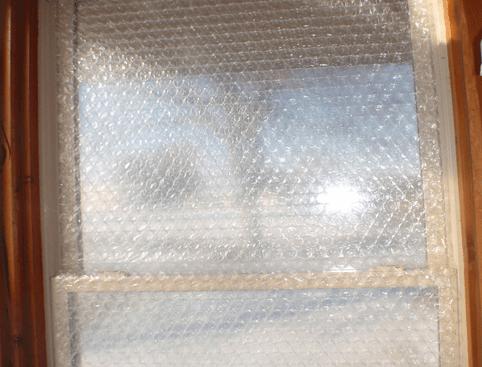 Bubble Glazing