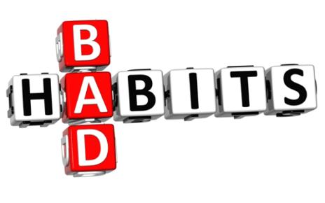 Top 10 Hardest Habits