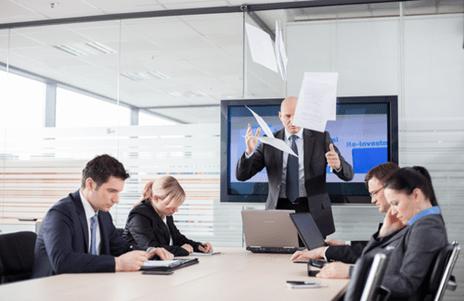 Multitasking during meetings