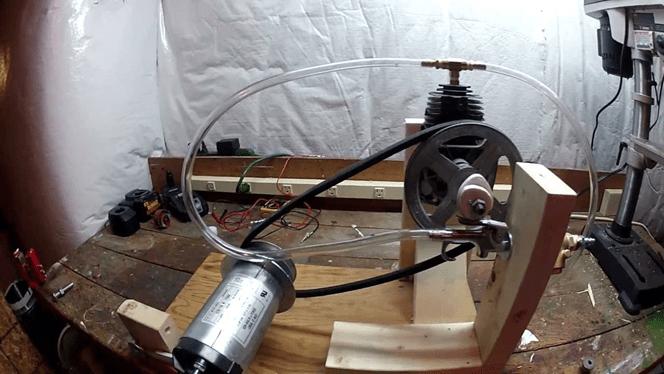 Steam-Powered Generator