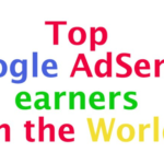 Top 10 Google AdSense Web with the Greatest Income