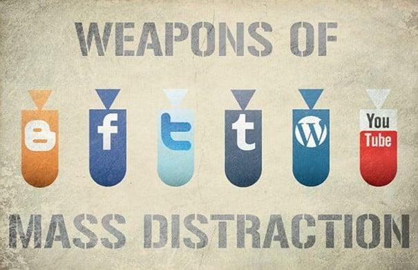 Evade-distractions